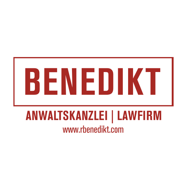 RA Mag. Robert Benedikt, LL.M. (Chicago) also admitted to the New York Bar